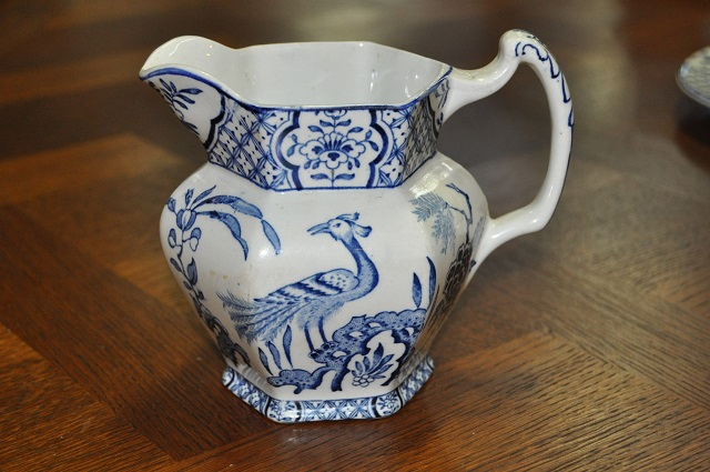 "Item #D45 Wood & Sons ""Yuan"" Creamer c.1900"