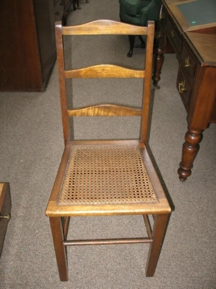 Item C187 Edwardian Bedroom Chair Mccarneys