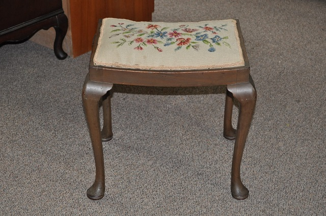 Amazing Item E649 Mahogany Vanity Stool C 1920S Mccarneys Furniture Gamerscity Chair Design For Home Gamerscityorg