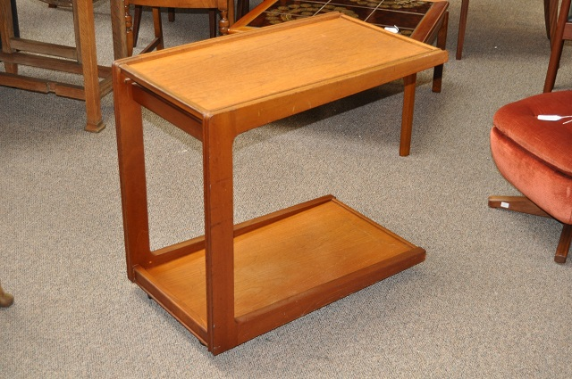 Item #i1236 Teak Trolley c.1960s