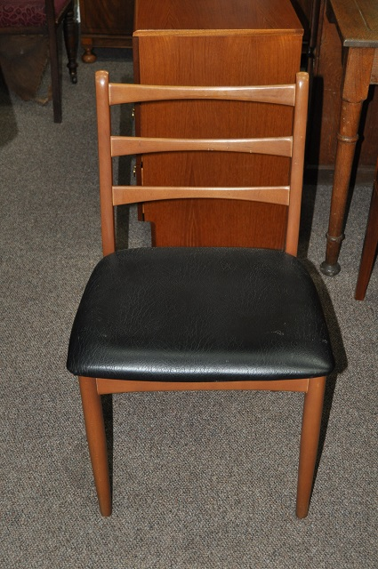 Item #J14 Vintage Single Side Chair c.1960s