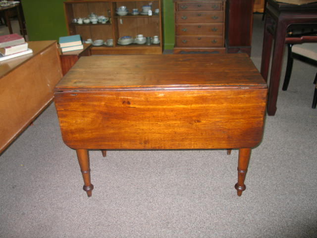 GM12 American Victorian Drop Leaf Table