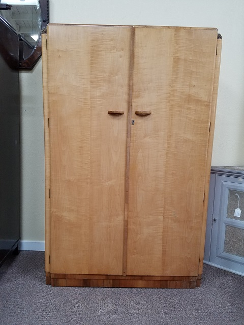 M2270 Maple Armoire c. 1930