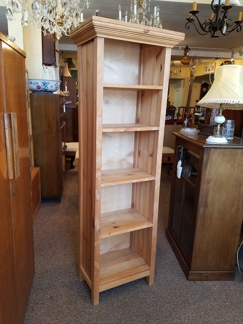 Item #F243 Scottish Pine Bookcase