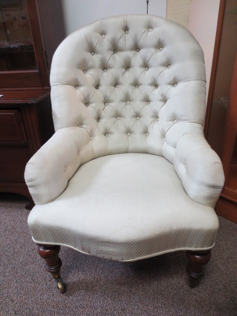 F80 Parlor Chair c. 1900