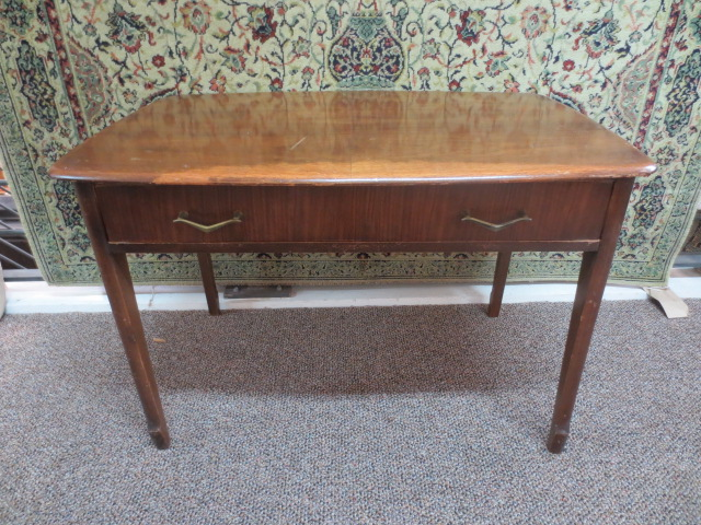 K9461 Walnut Side Table c. 1960s